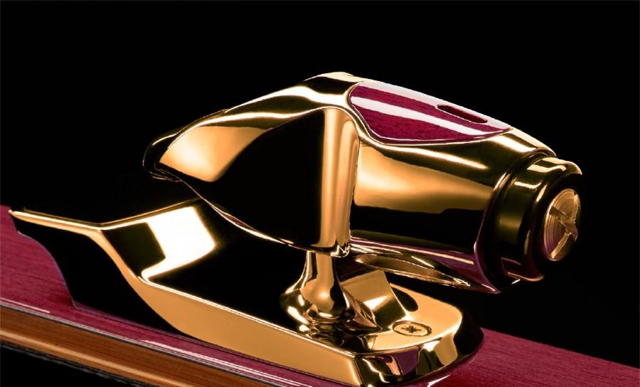 Foil Oro-Amaranto - Jackie Chan