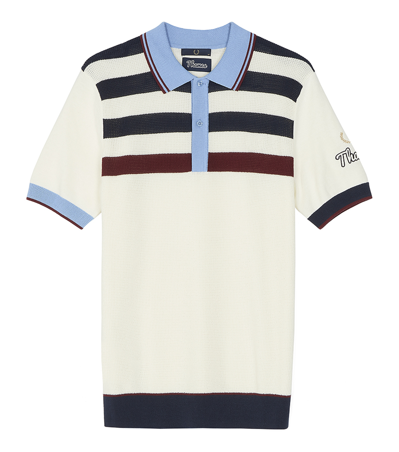 Fred Perry x Thames London