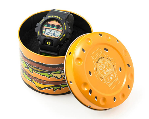 G-Shock x New Era x Big Mac