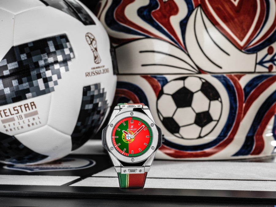 Hublot Big Bang FIFA World Cup 2018