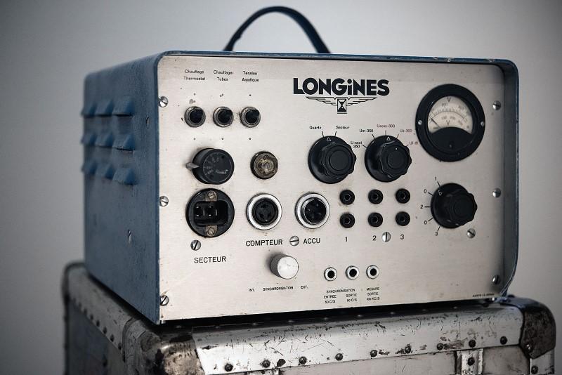 Longines Chronocinegines 1954