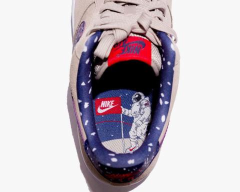 Nike Air Huarache & Air Force 1 NASA Pack