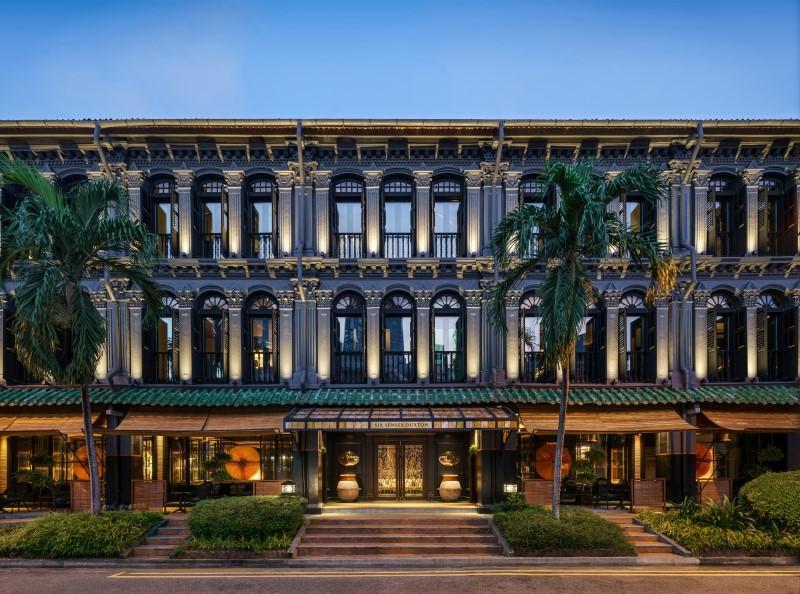 Six Senses Duxton - Singapour