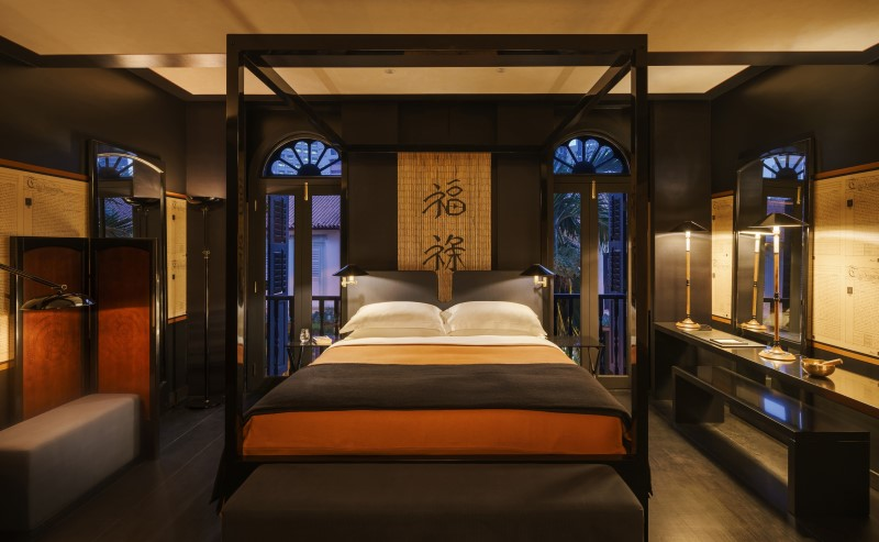 Six Senses Duxton - Singapour - Opium Room