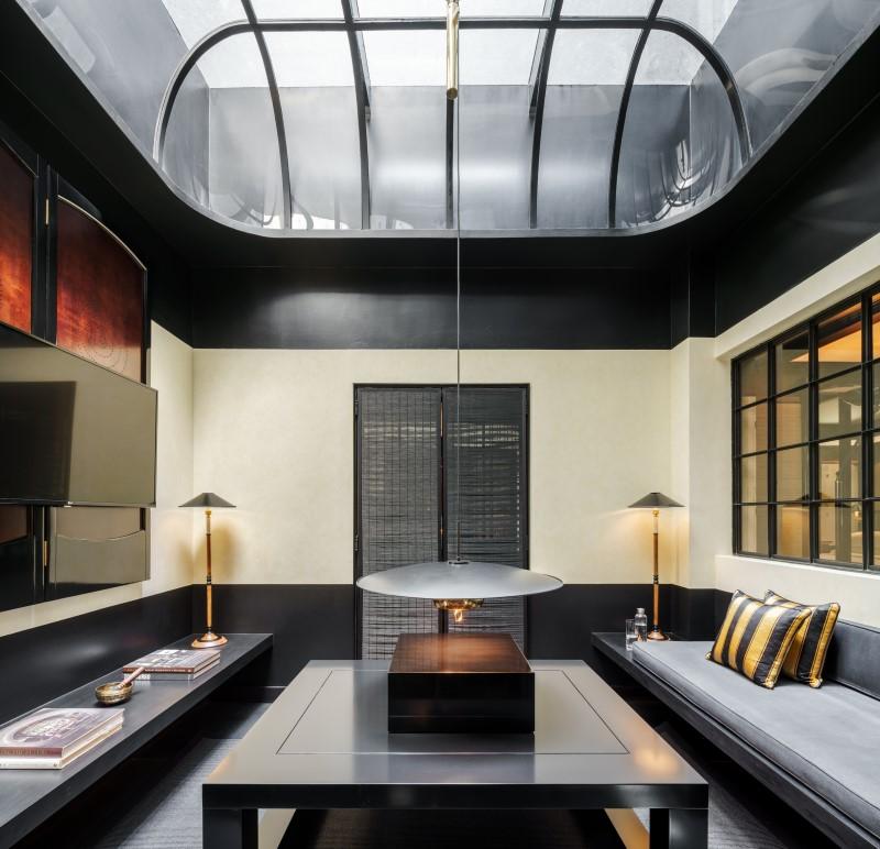 Six Senses Duxton - Singapour - Skylight Suite