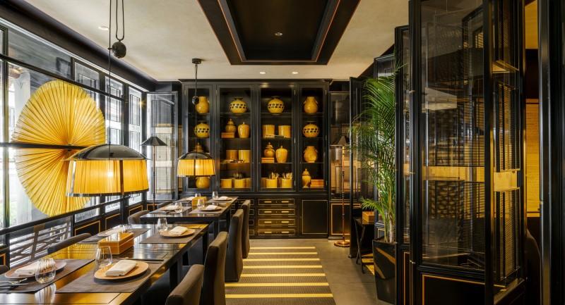 Six Senses Duxton - Singapour - Yellow Pot Restaurant