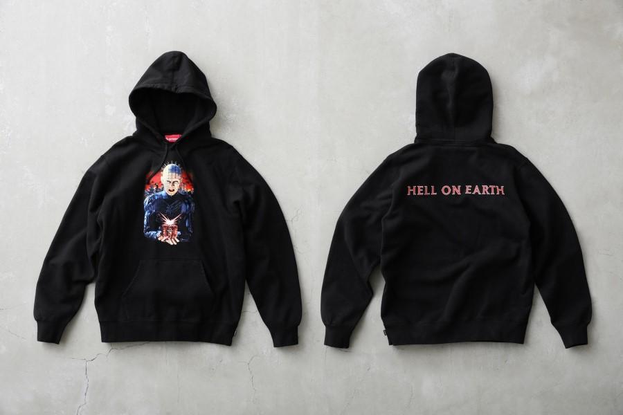 Supreme x Hellraiser PE18