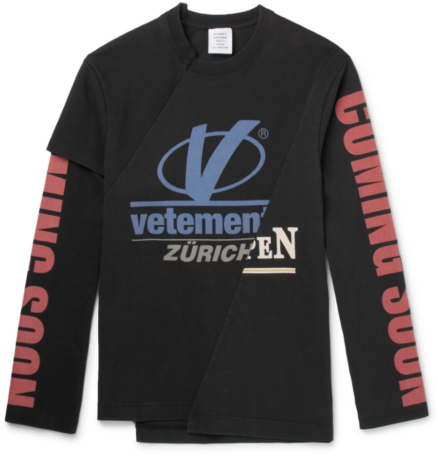 Vetements - Sweatshirt