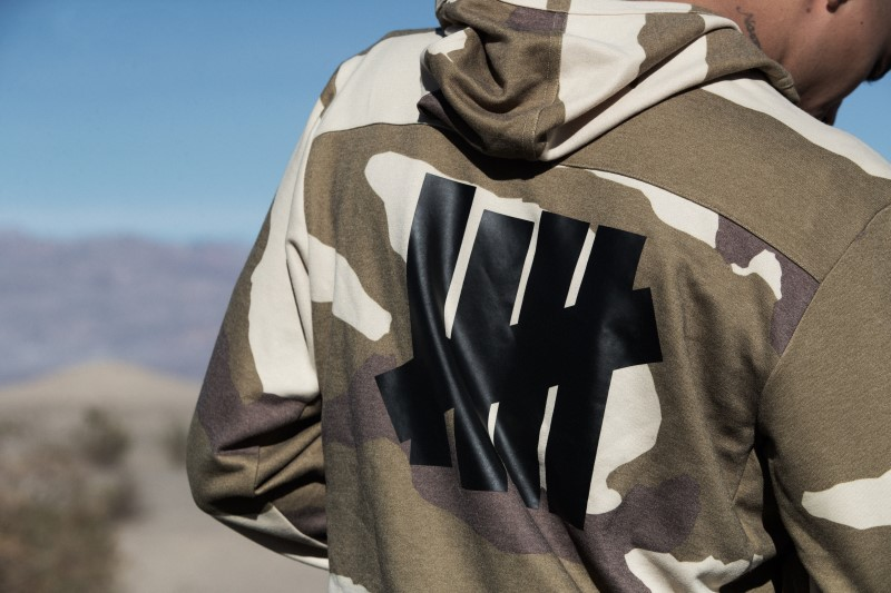 adidas by UNDEFEATED Spring-Summer 2018