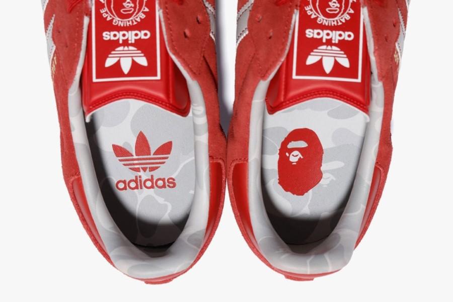 BAPE x adidas - Football