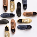 HUGO BOSS Baskets en fibre d'ananas