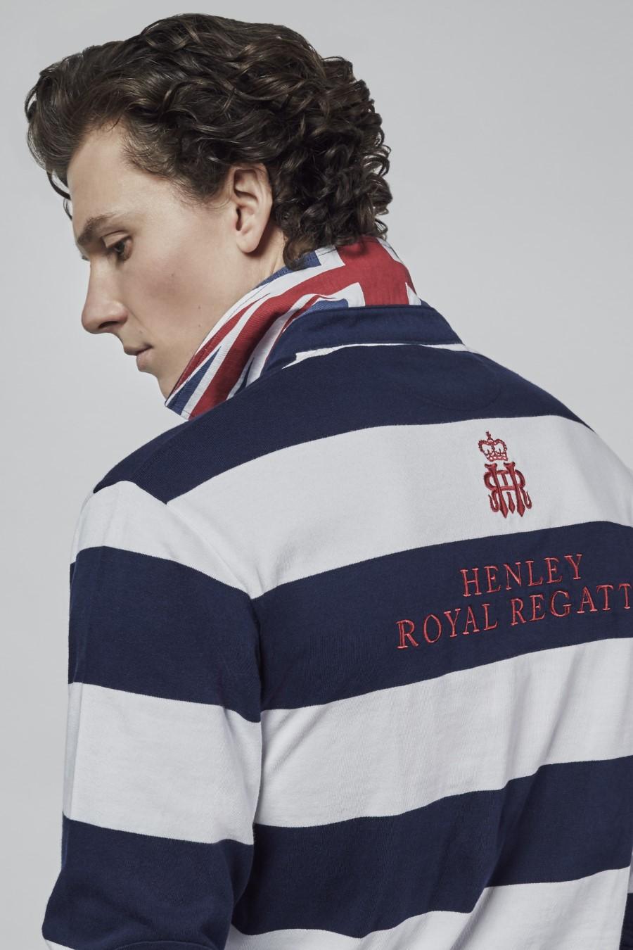 Hackett x Henley Royal Regatta