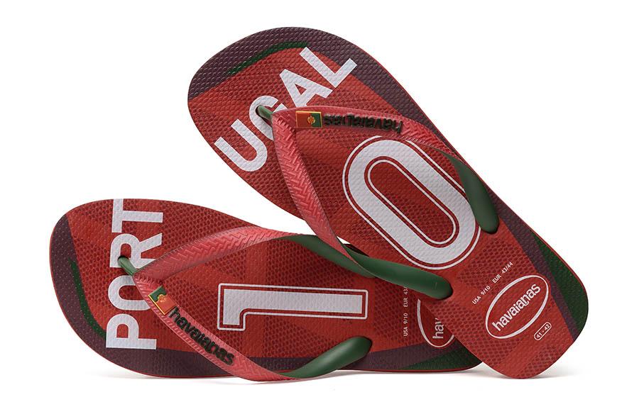 Havaianas - Coupe du Monde 2018 Portugal
