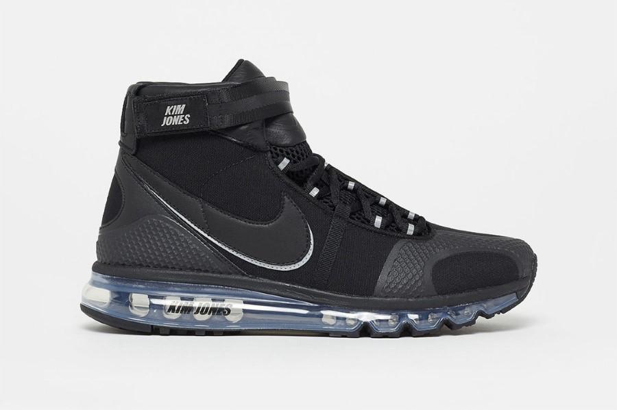 Kim Jones x Nike Air Max 360 Hi Black