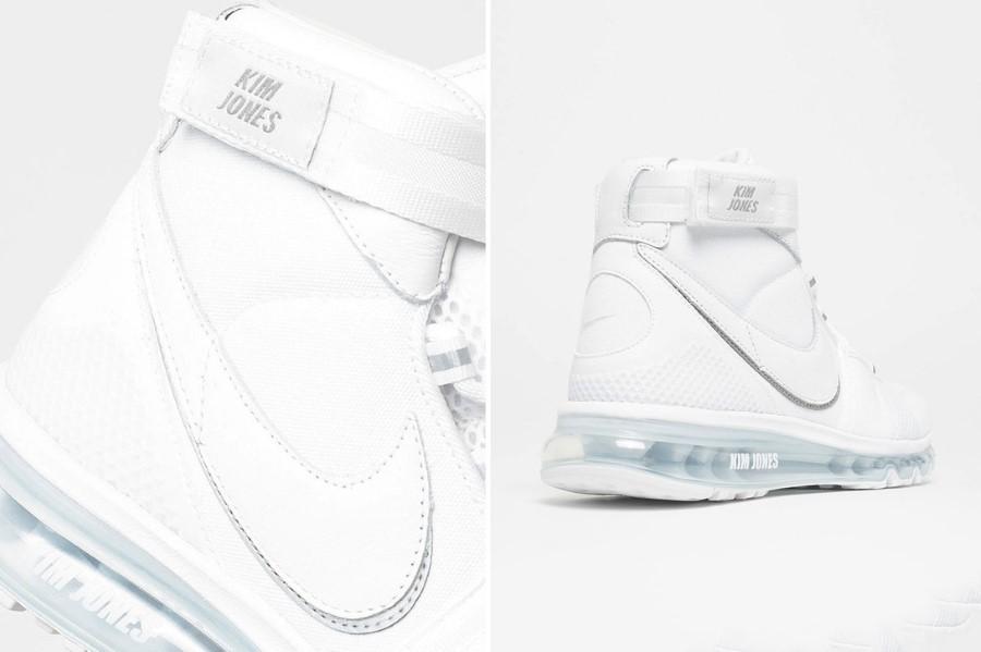 Kim Jones x Nike Air Max 360 Hi White