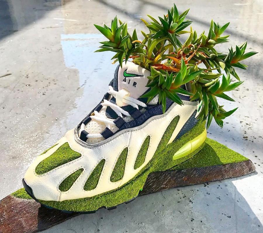 Kosuke Sugimoto - Baskets Jardinières Nike Air Max 96 GS 1996