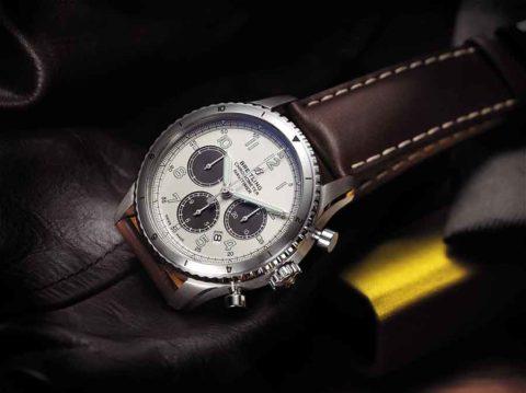 Mr Porter x Breitling Navitimer Aviator 8 B01 Chronograph 43 Limited Edition