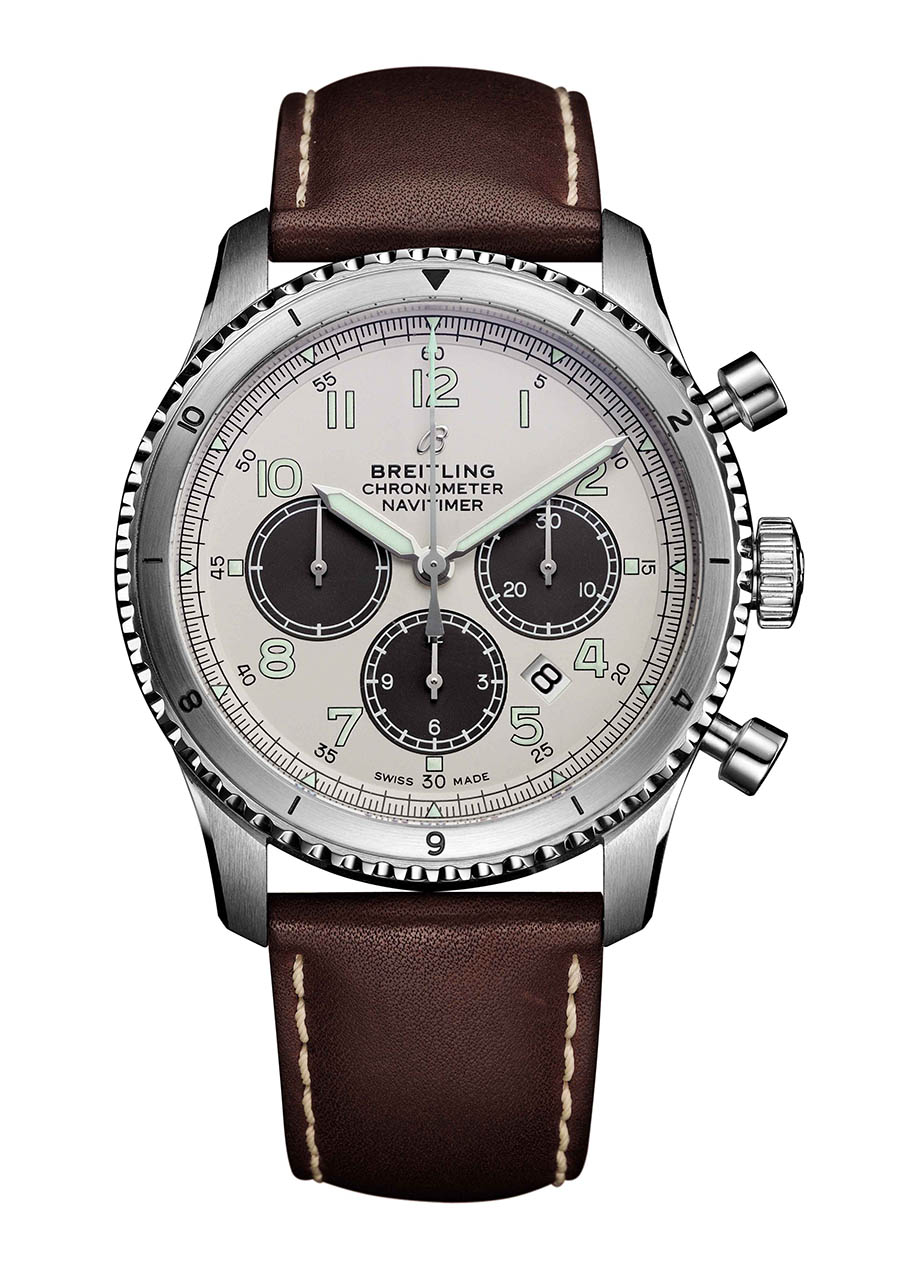 Mr Porter x Breitling Navitimer Aviator 8 B01 Chronograph 43 Limited Edition