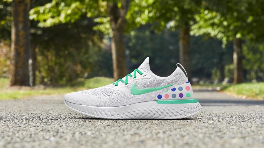 Nike Epic React Flyknit ID - Tokyo's Athletics Far East