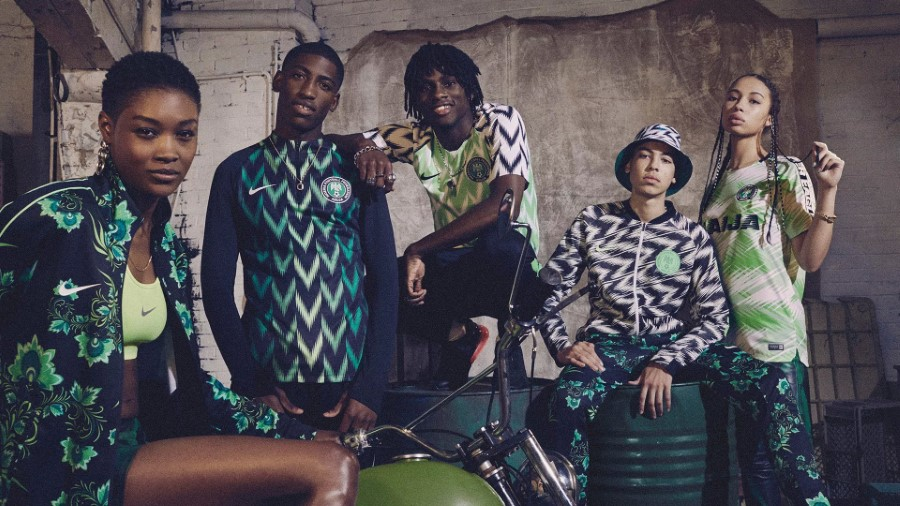 Nike Nigeria World Cup FIFA 2018