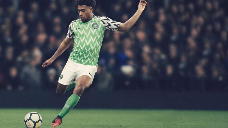 Nike Nigeria World Cup FIFA 2018