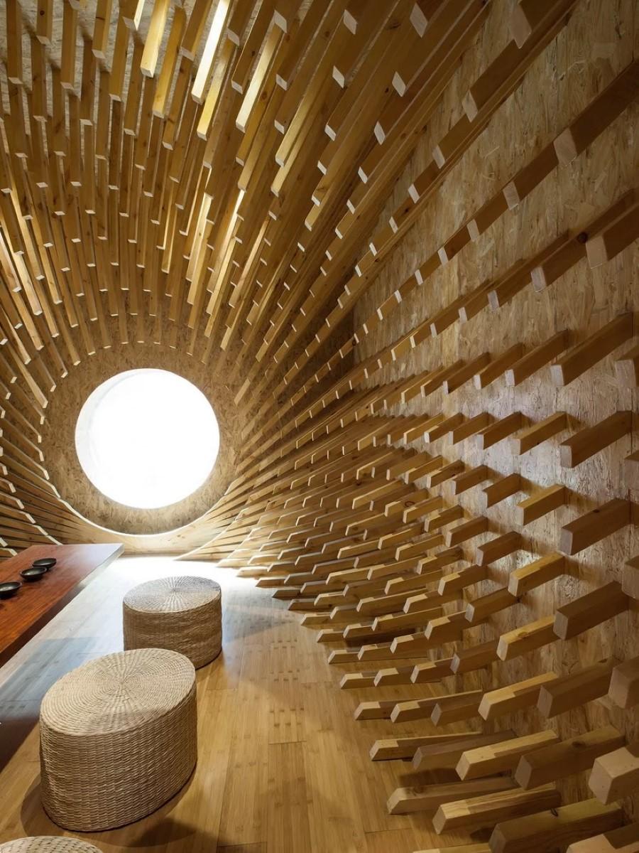 One Teahouse Shanghai - minax architects