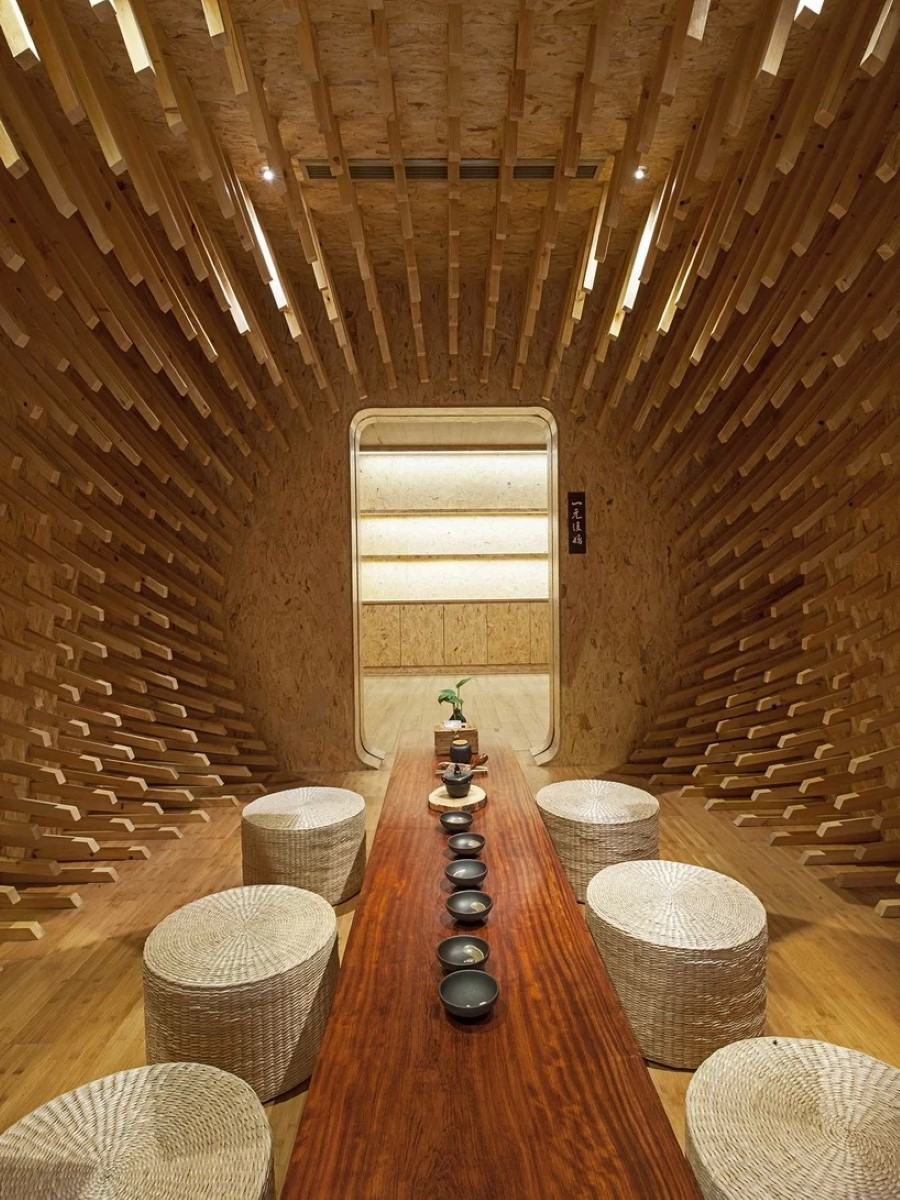 One Teahouse Shanghai - minax architects