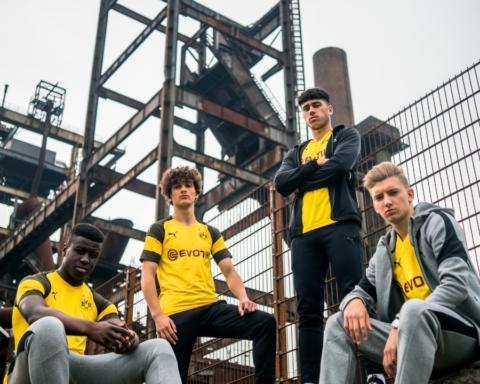 PUMA Football - Borussia Dortmund 2018-2019