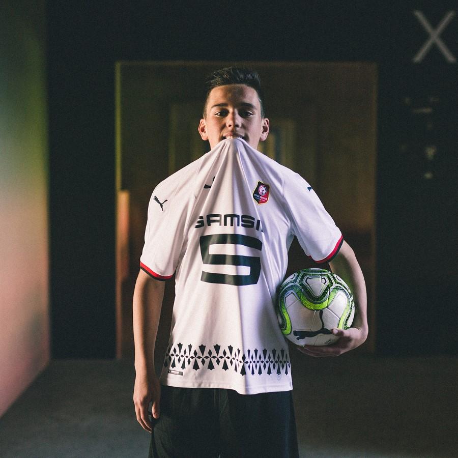 PUMA x STADE RENNAIS F.C 2018-2019 AWAY
