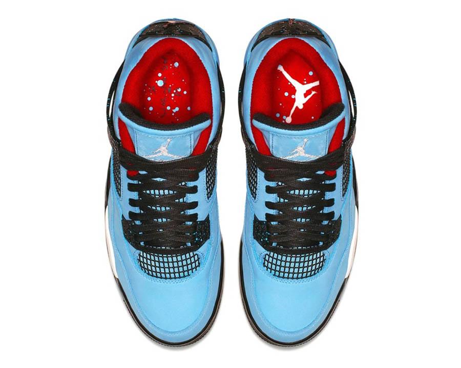 Travis Scott x Air Jordan 4 Cactus Jack