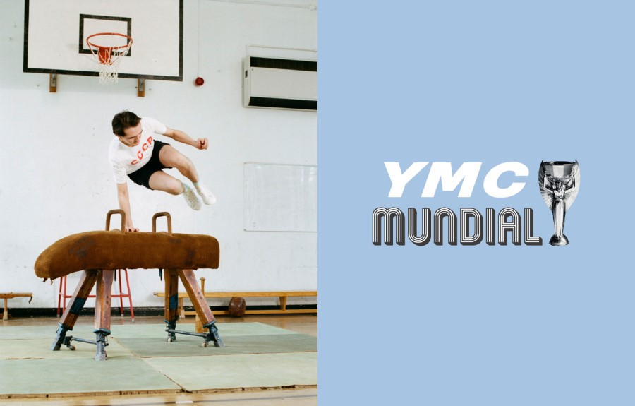 YMC x MUNDIAL