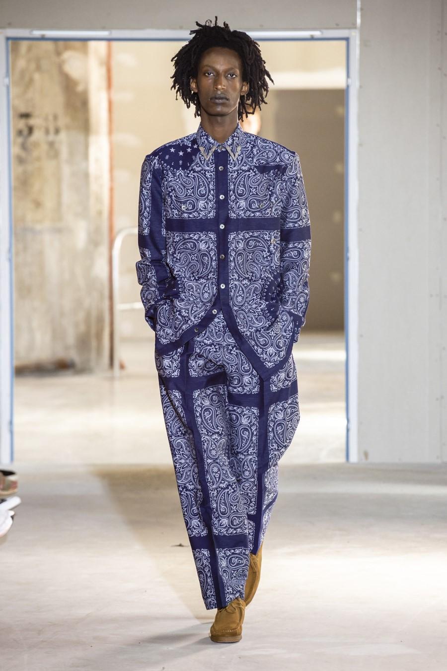 Études Spring/Summer 2019 - Paris Fashion Week