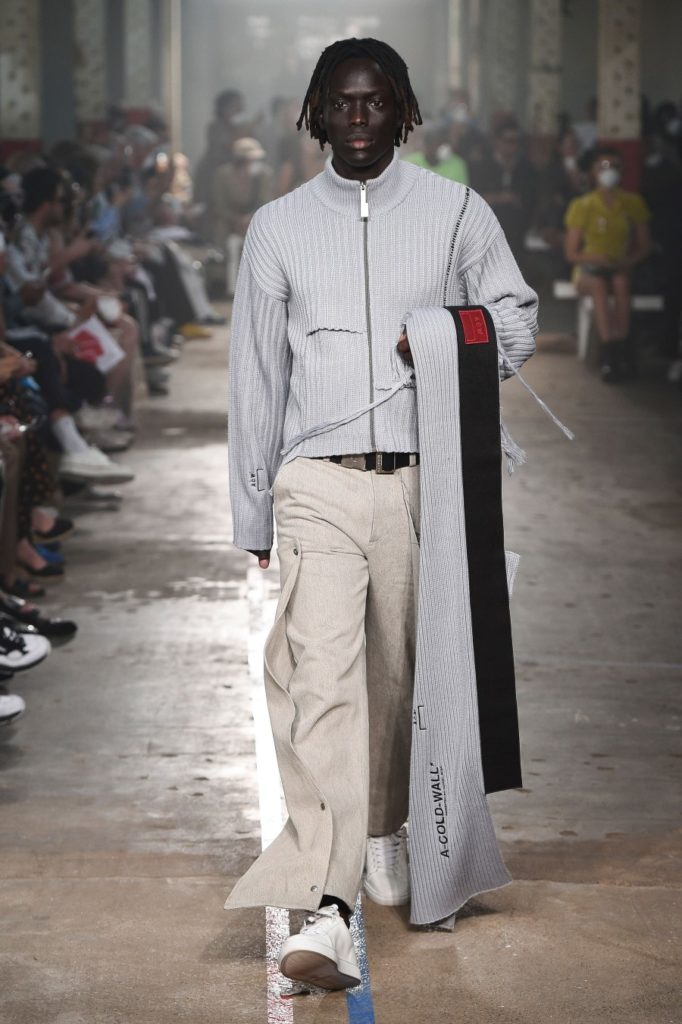A-COLD-WALL Printemps/été 2019 – London Fashion Week Men's