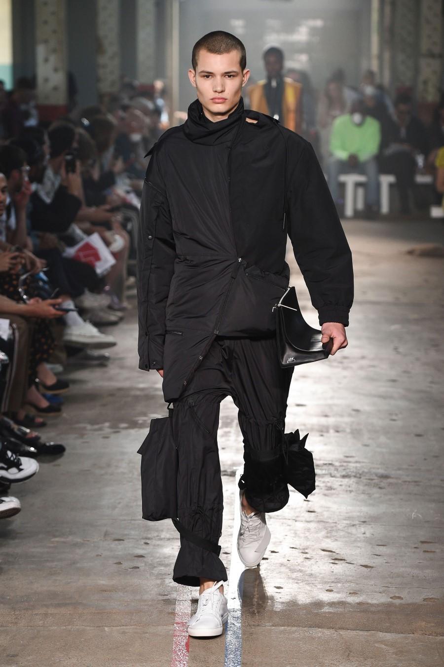A-COLD-WALL* – Printemps/Été 2019 – London Fashion Week Men's