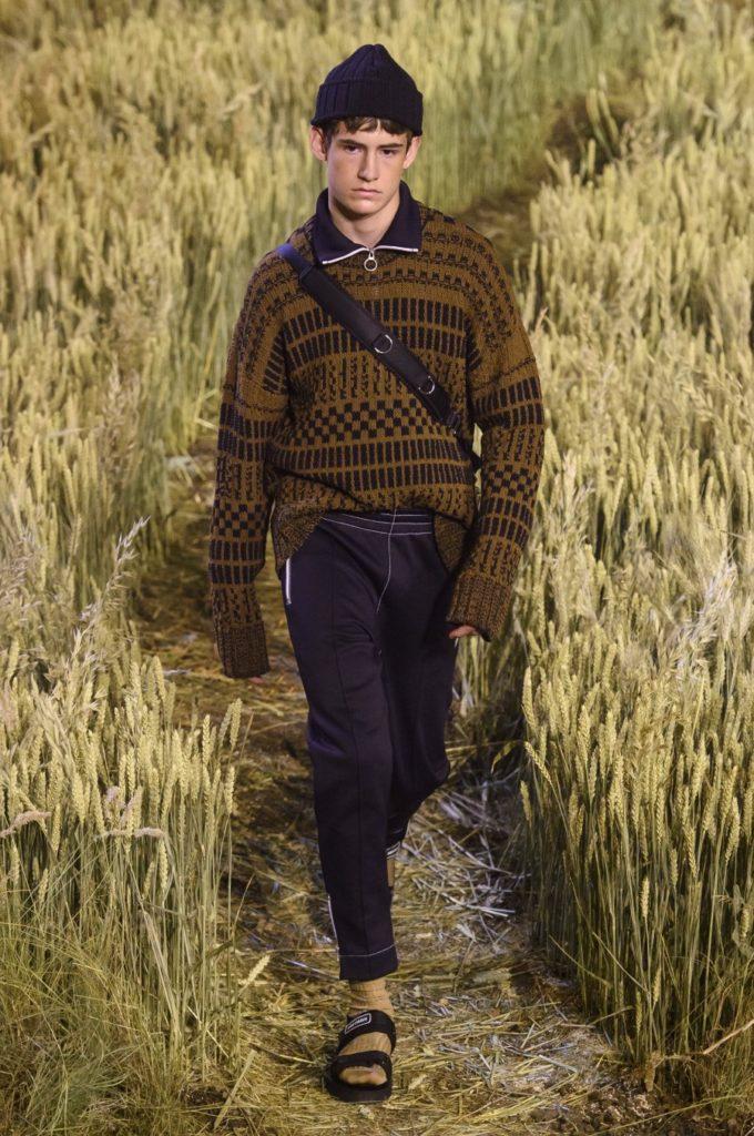 AMI Alexandre Mattiussi Printemps/Eté 2019 - Paris Fashion Week