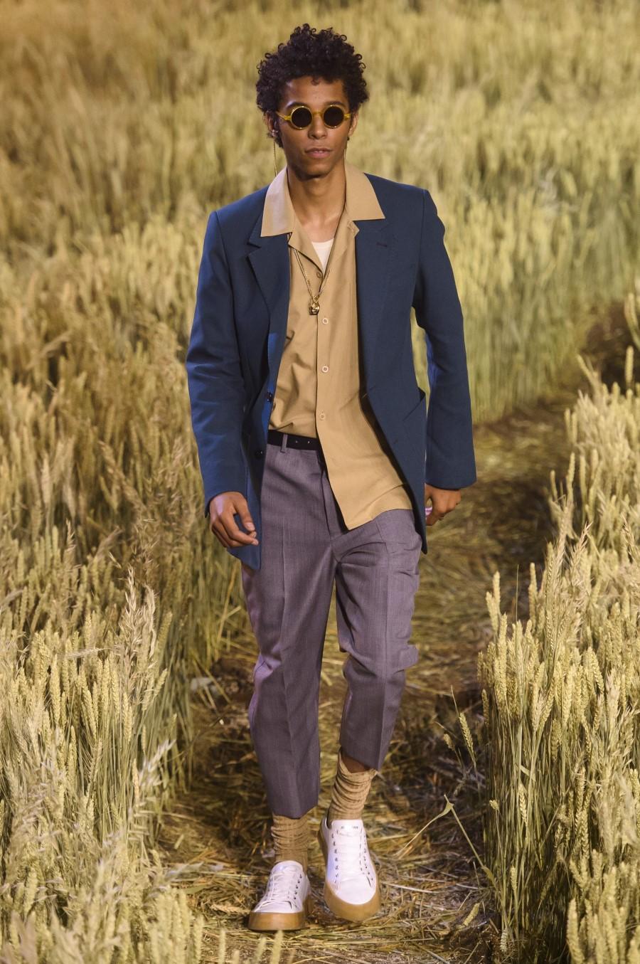 AMI Alexandre Mattiussi Spring/Summer 2019 - Paris Fashion Week