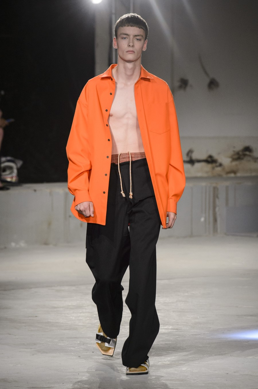 Acne Studios Spring Summer 2019 - Paris Fashion Week
