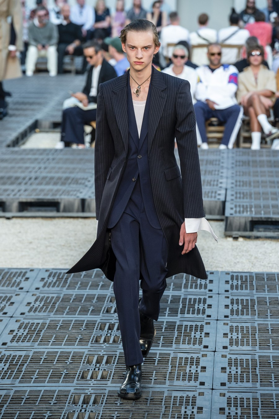 Alexander McQueen Printemps/été 2019 - Paris Fashion Week