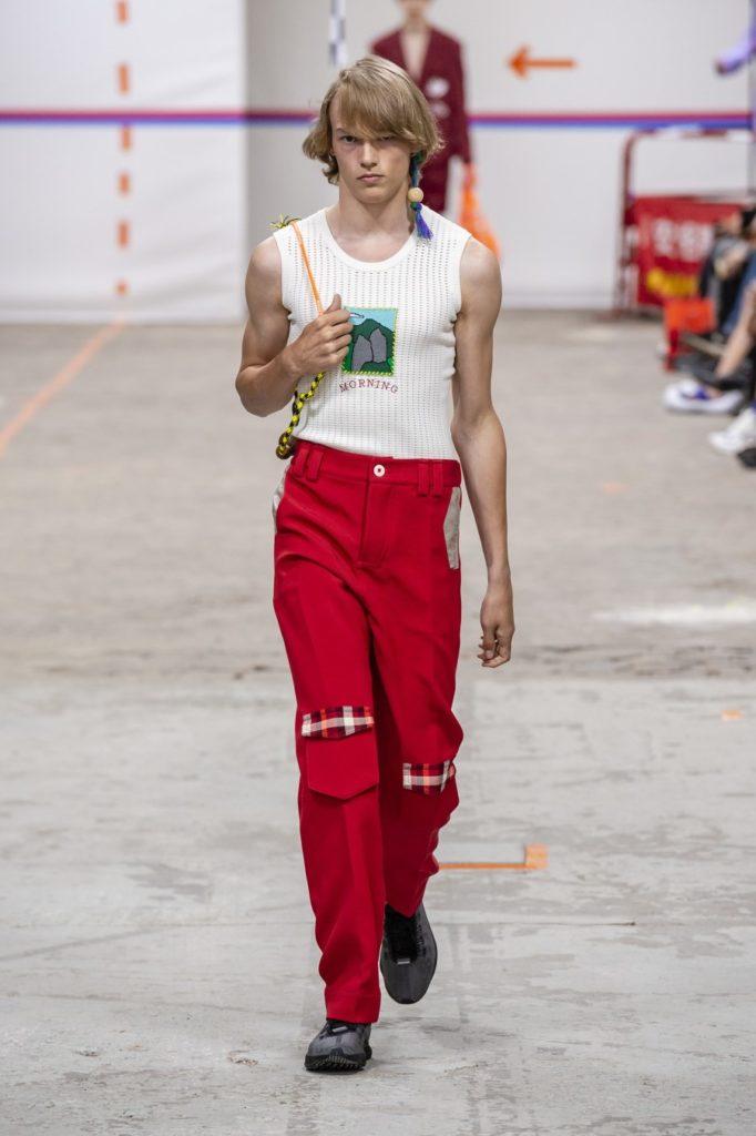 Angus Chiang Spring/Summer 2019 - Paris Fashion Week