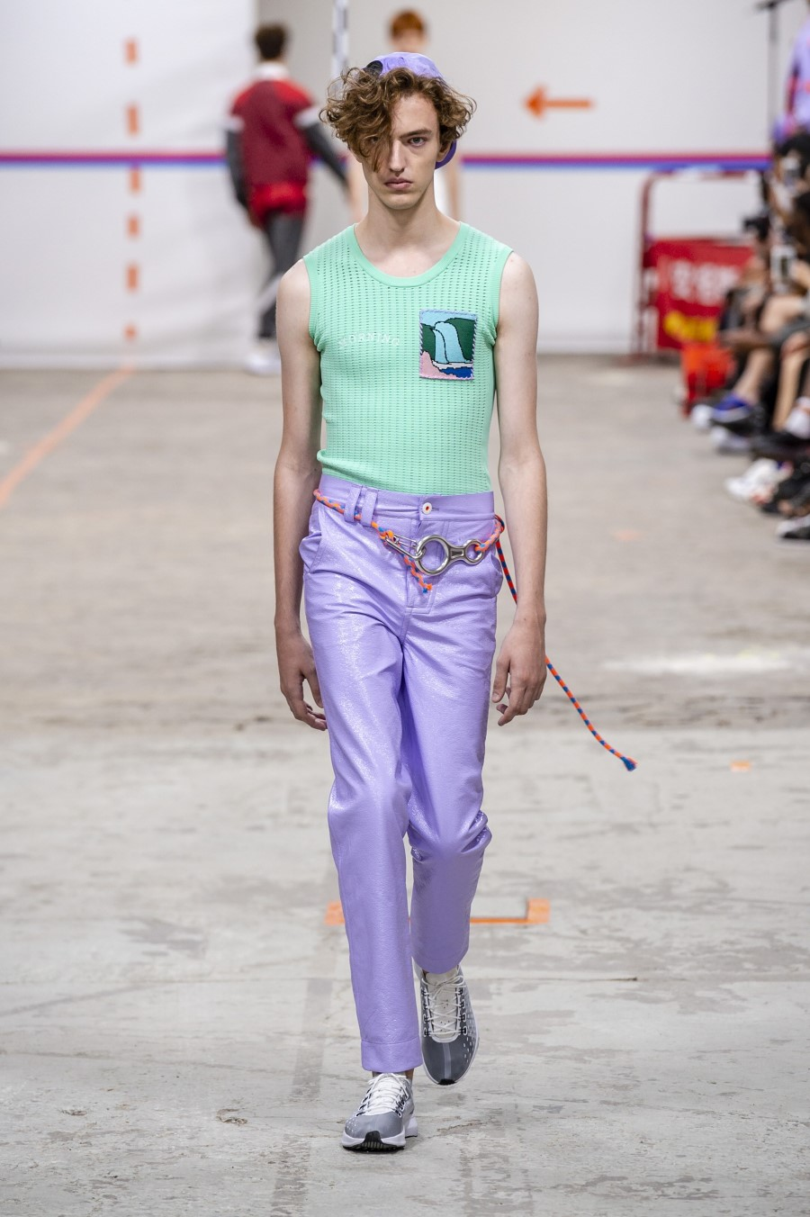 Angus Chiang Spring/Summer 2019 - Paris Fashion Week