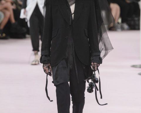 Ann Demeulemeester Spring/Summer 2019 - Paris Fashion Week