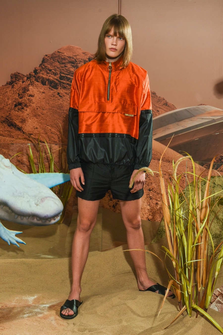 Astrid Andersen Printemps/Été 2019 – London Fashion Week Men's