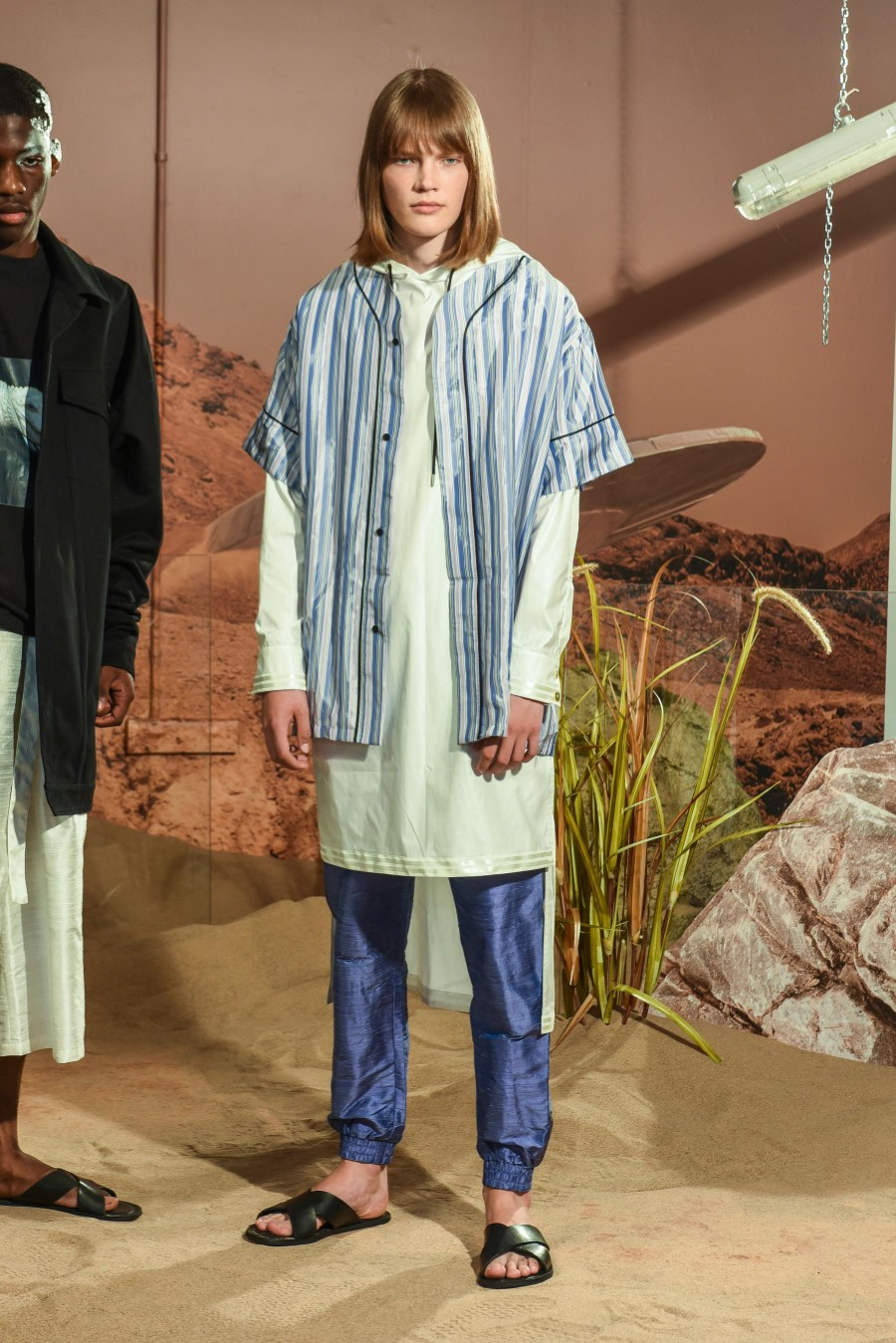 Astrid Andersen Printemps/Été 2019 – London Fashion Week Men's