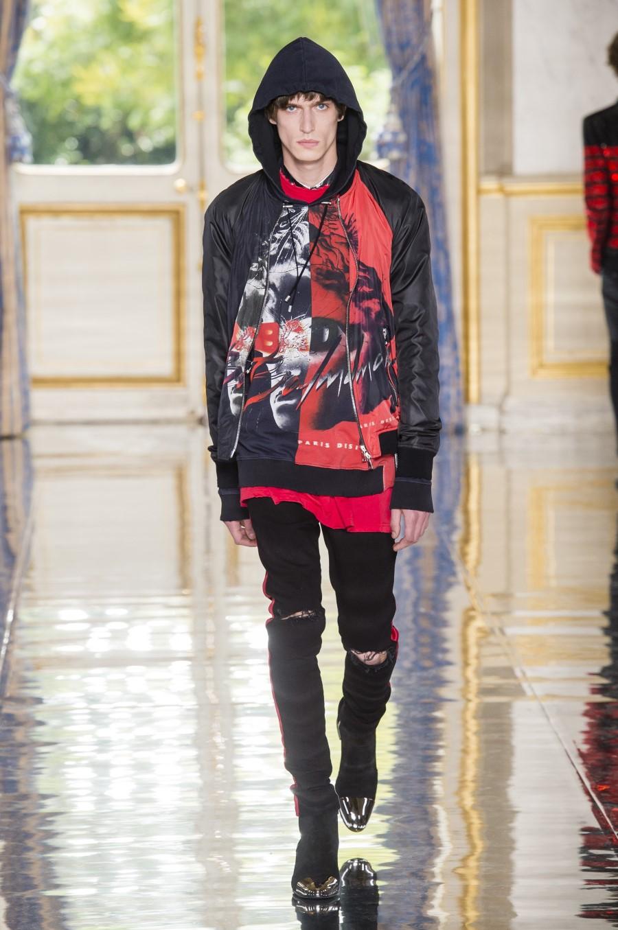 Balmain Spring/Summer 2019 - Paris Fashion Week