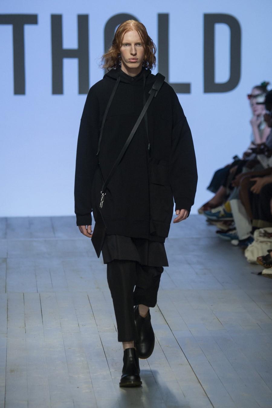 Berthold Printemps/Été 2019 – London Fashion Week Men's