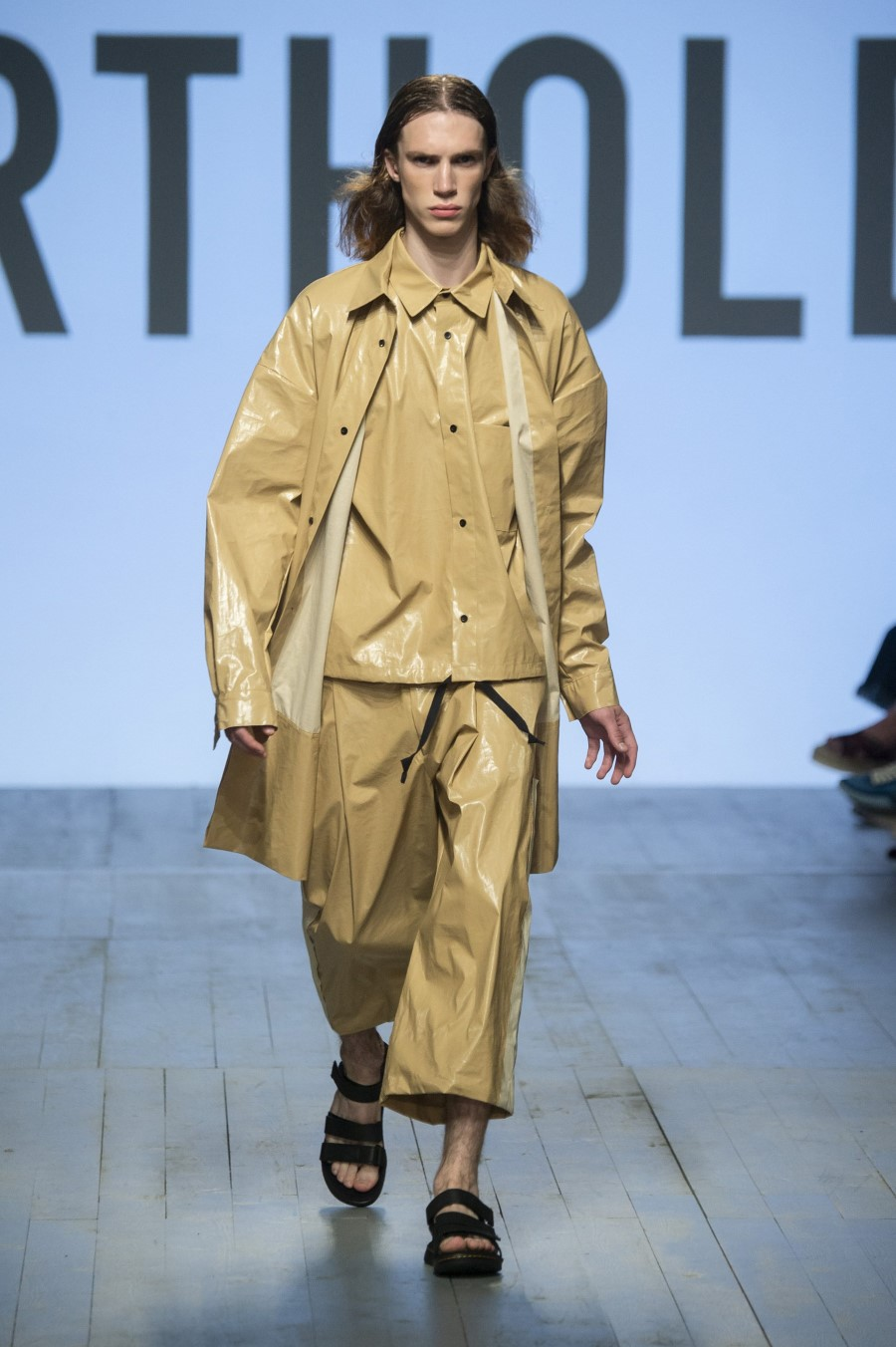 Berthold Printemps/Été 2019 – London Fashion Week Men's