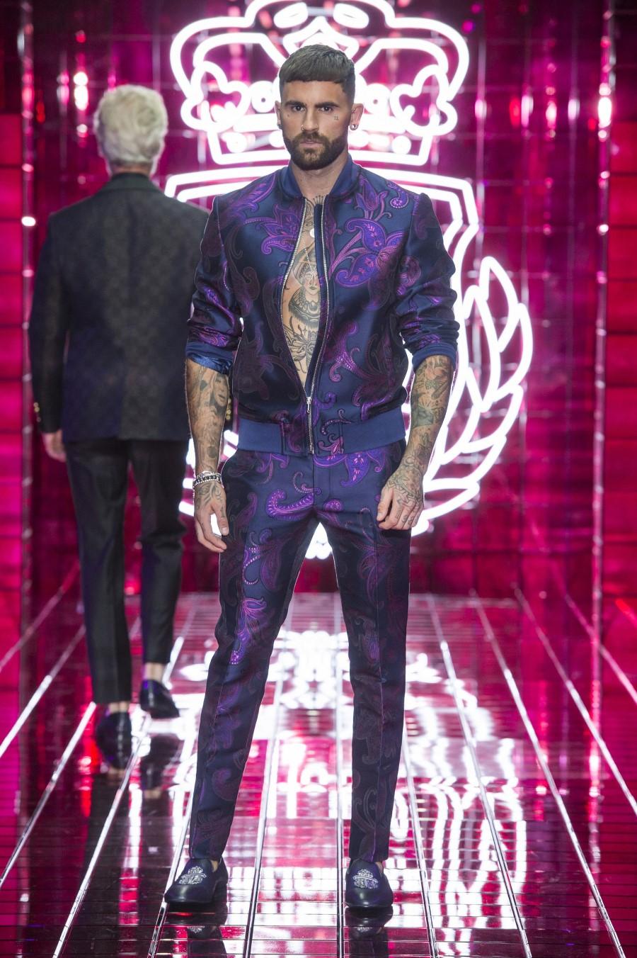 Billionaire Spring Summer 2019 - Milan Fashion Week