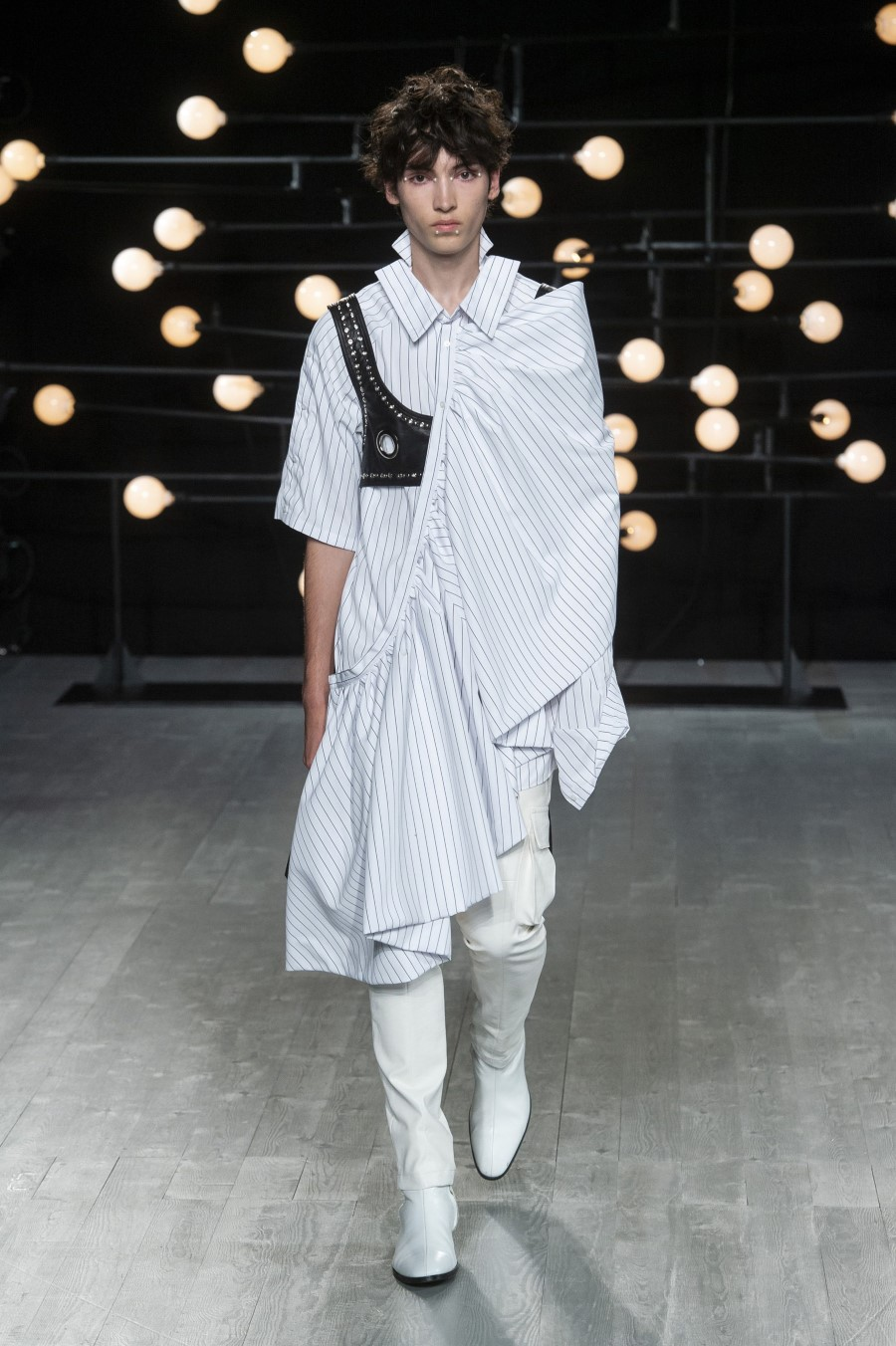 Blindness Printemps/Été 2019 – London Fashion Week Men's