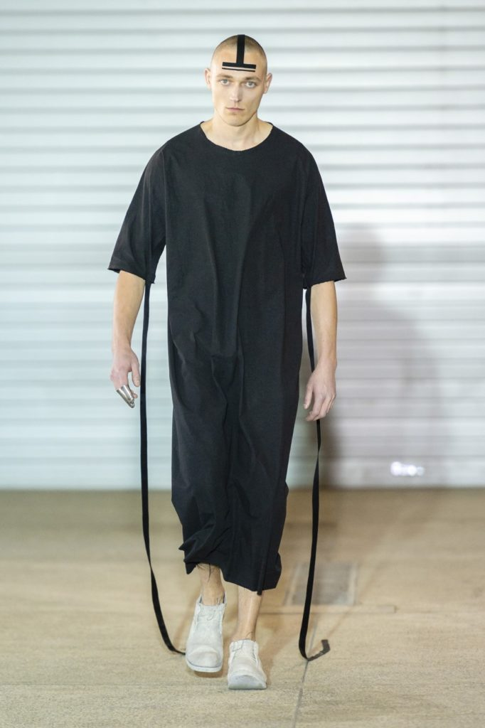 Boris Bidjan Saberi Spring/Summer 2019 - Paris Fashion Week
