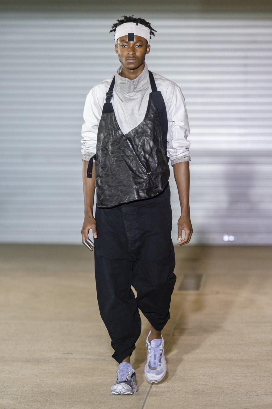 Boris Bidjan Saberi Spring/Summer 2019 - Paris Fashion Week